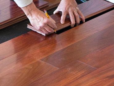 Disbrows Remodeling Hardwood Floor Installation Maryland