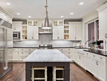 Disbrows Remodeling: Epoxy Flooring, Kitchen & Bath Remodel Maryland