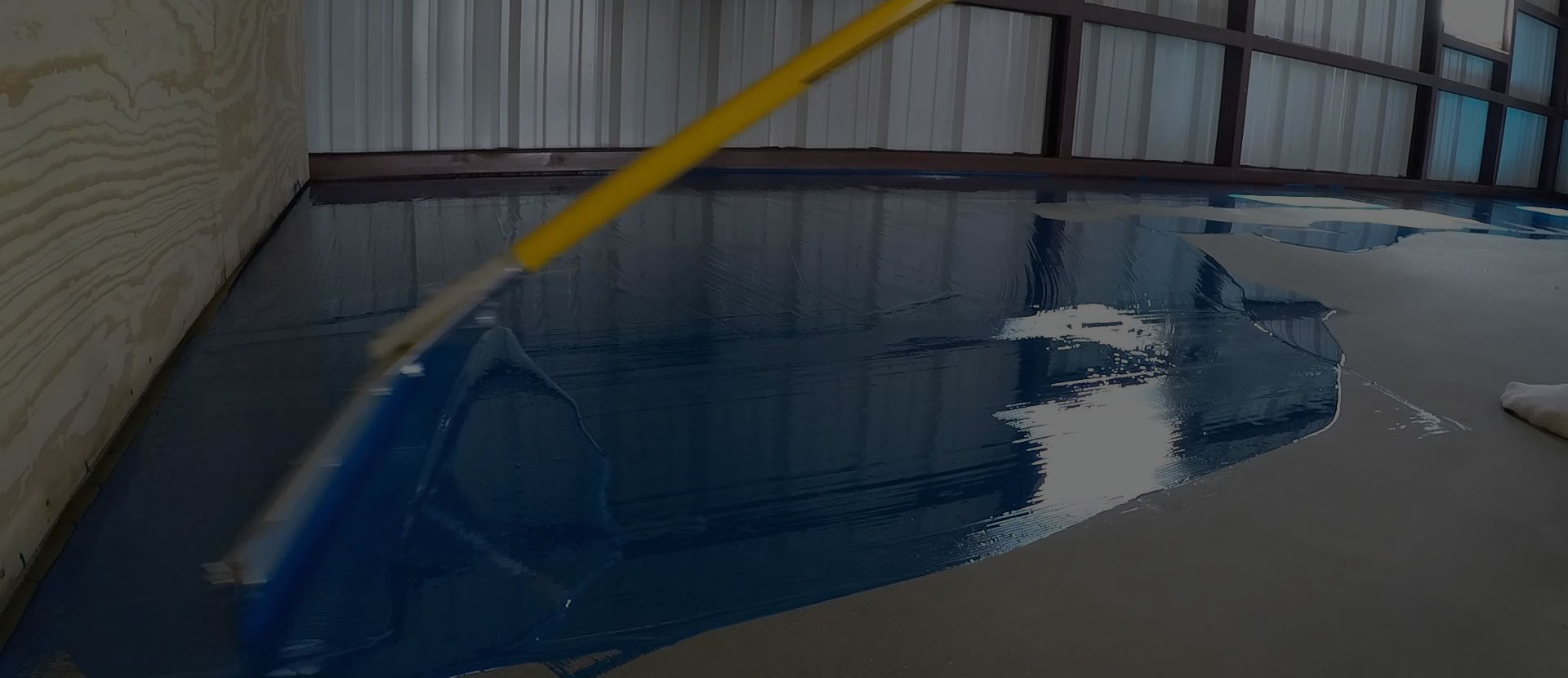 Disbrows Remodeling Epoxy Flooring Installation Maryland