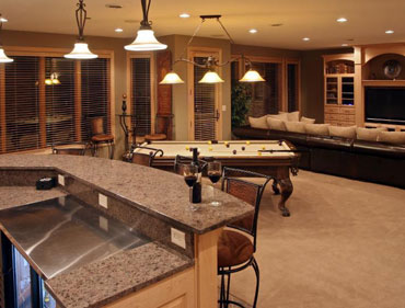 Disbrows Remodeling Custom Construction Projects Basements Decks Patios Bathrooms Showers Cabinetry Stevensville MD