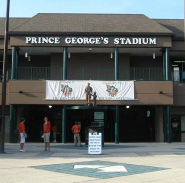 Bowie Baysox Prince George Stadium Epoxy Flooring By Disbrows Remodeling