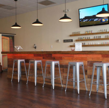 The Vape Loft Edgewater Maryland Construction Flooring & Design By Disbrows Remodeling