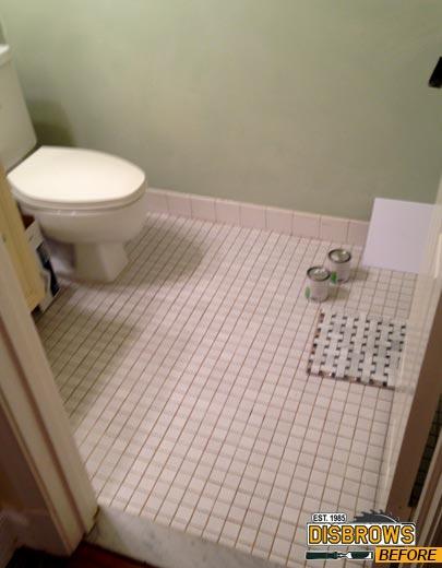 WashingtonDCBathroomRemodelBeforeByDisbrowsRemodeling48 Extraordinary Bathroom Remodeling Washington Dc Model