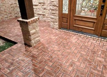 Concrete Overlay Example Epoxy Disbrows 5 Disbrows Epoxy Floors