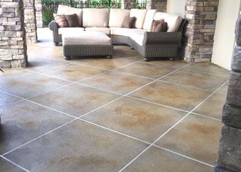 Concrete Overlay Example Epoxy Disbrows 6 Disbrows Epoxy Floors